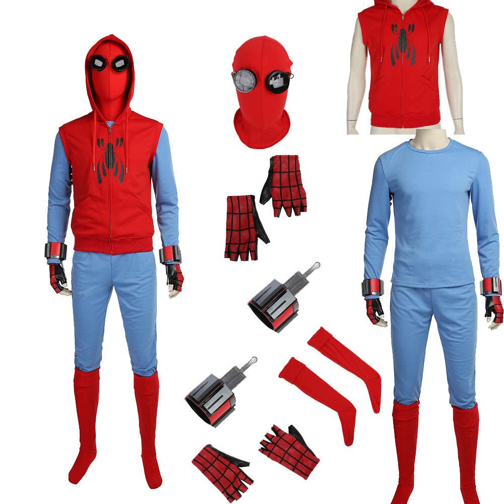 spiderman kostume str 92