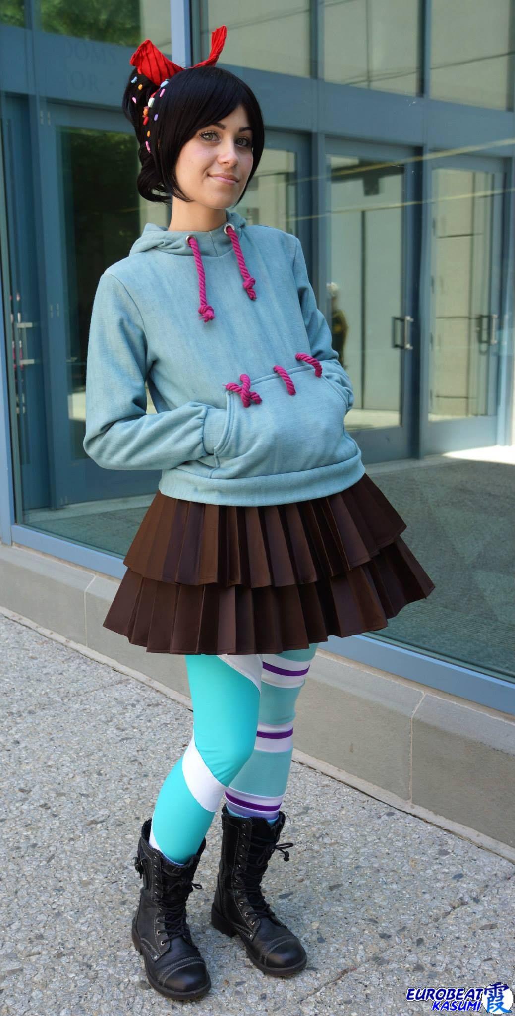 wreck it ralph costume - google search-- i wanted to dress maya up