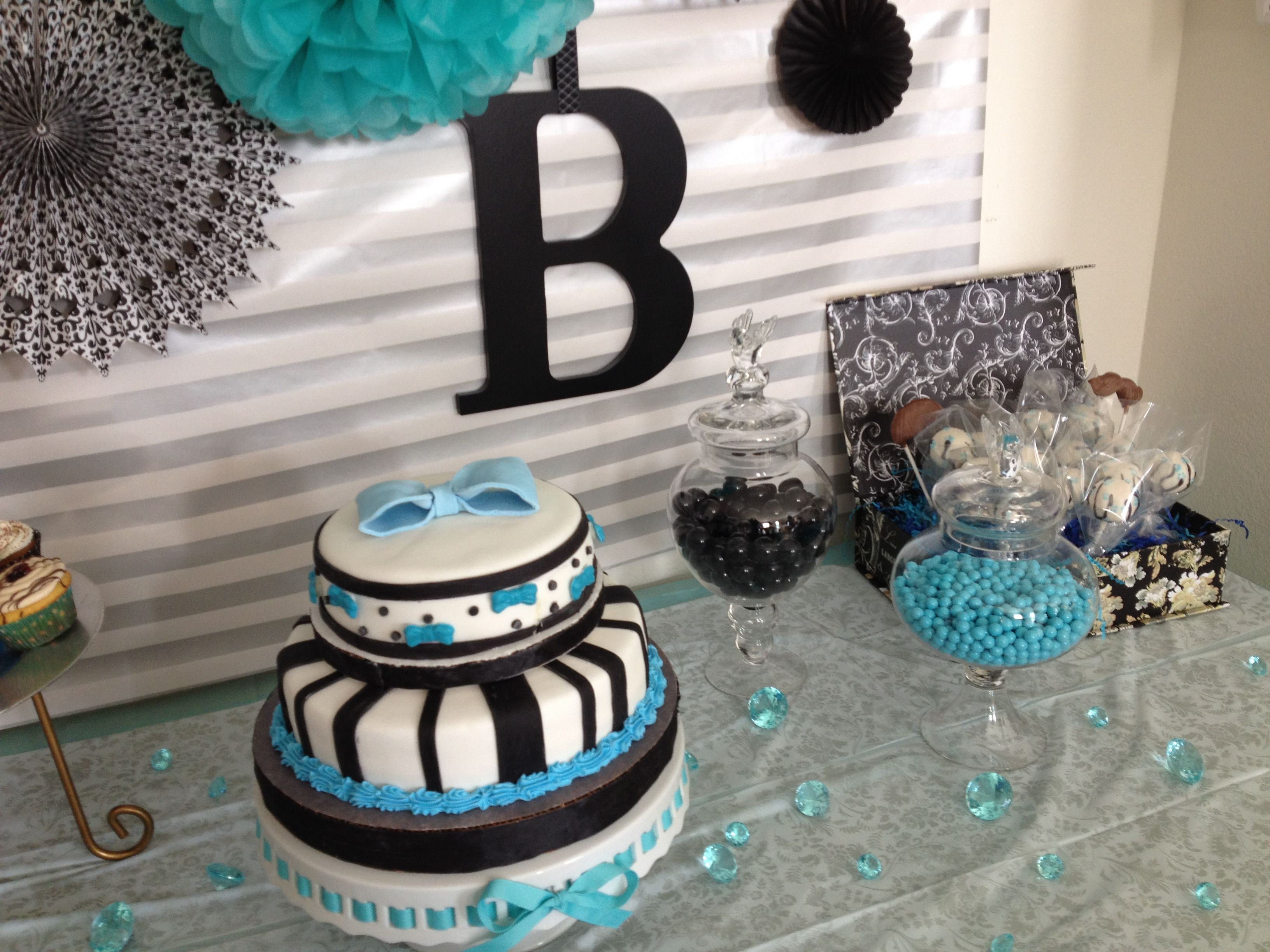 Baby Shower Bow Tie Theme My Style Pinterest Bow Tie Theme