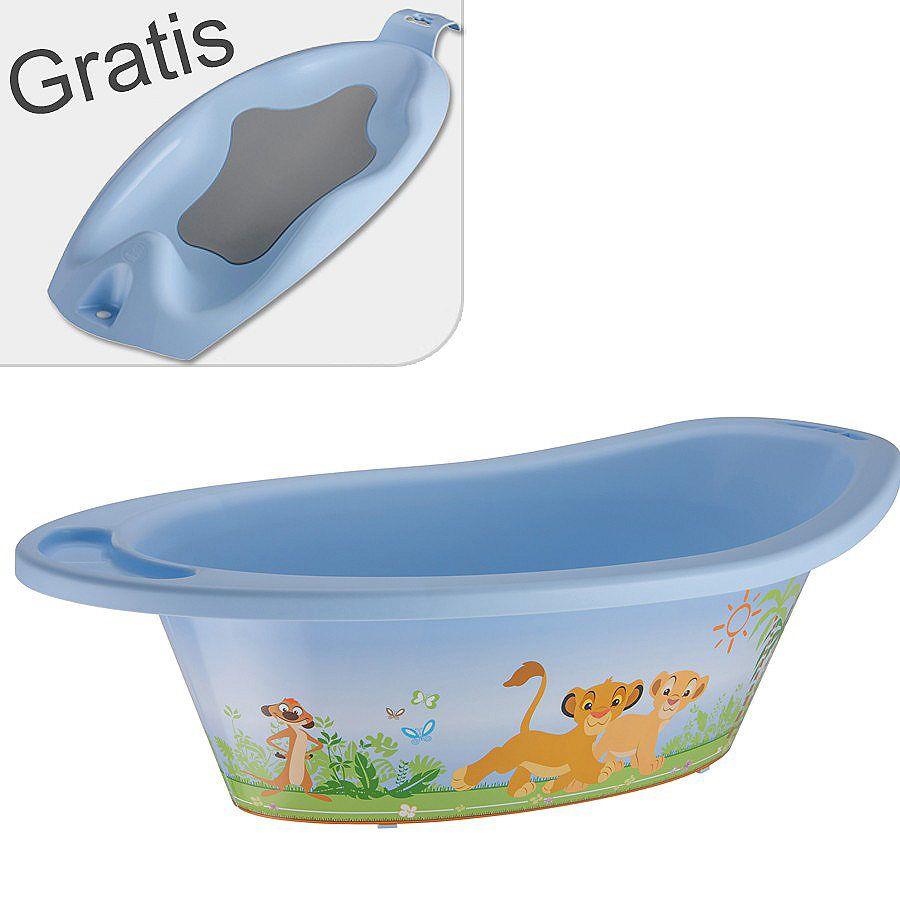 Rotho Babydesign Badewanne Style Koenig Der Loewen Plus Gratis Badewannensitz He Hellblau 10005921 Jpg 900 900 Baby Bath Tub Bathtub Baby
