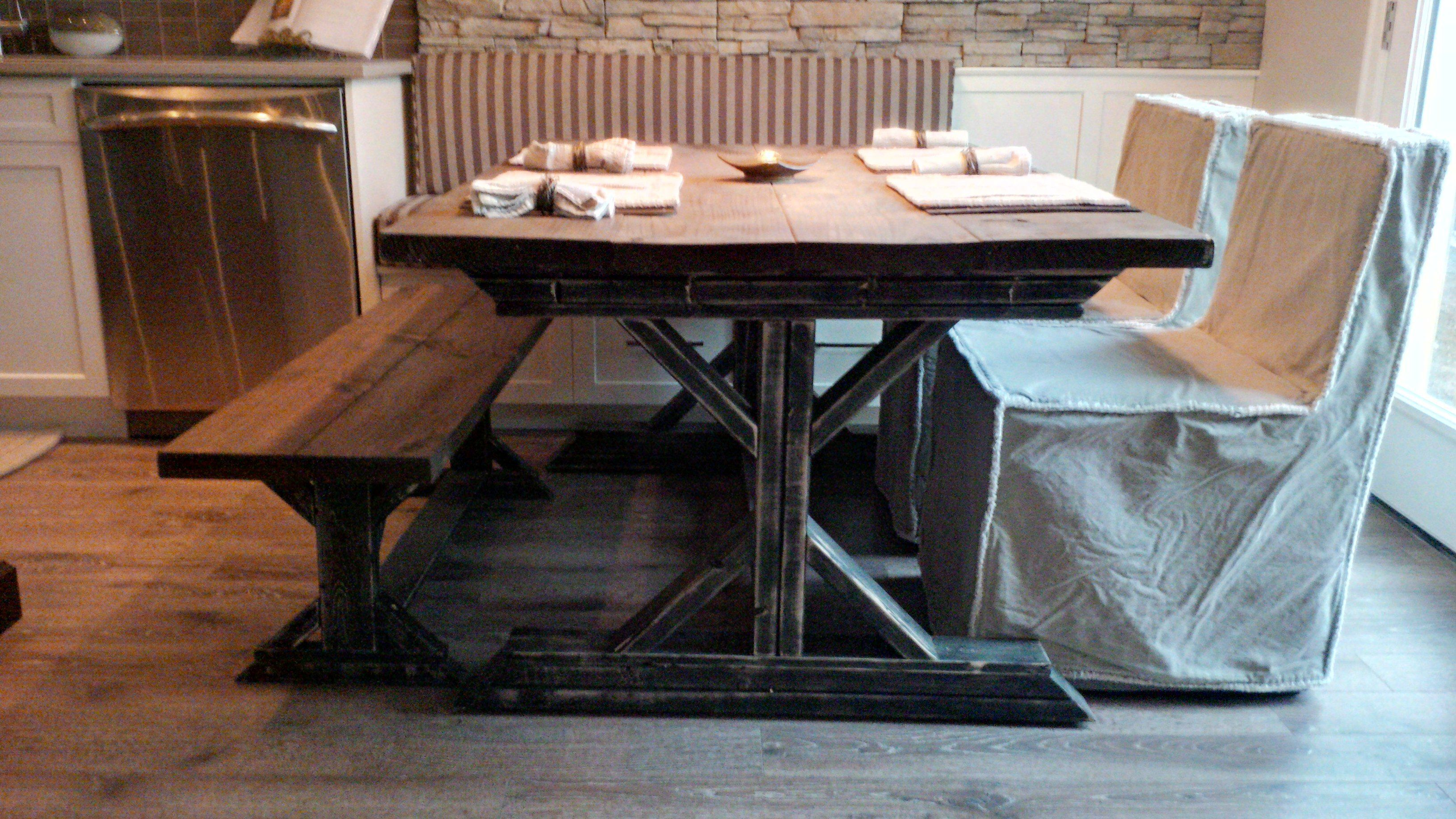 Farmhouse Table And Chairs Google Search Remodel Ideas Dining