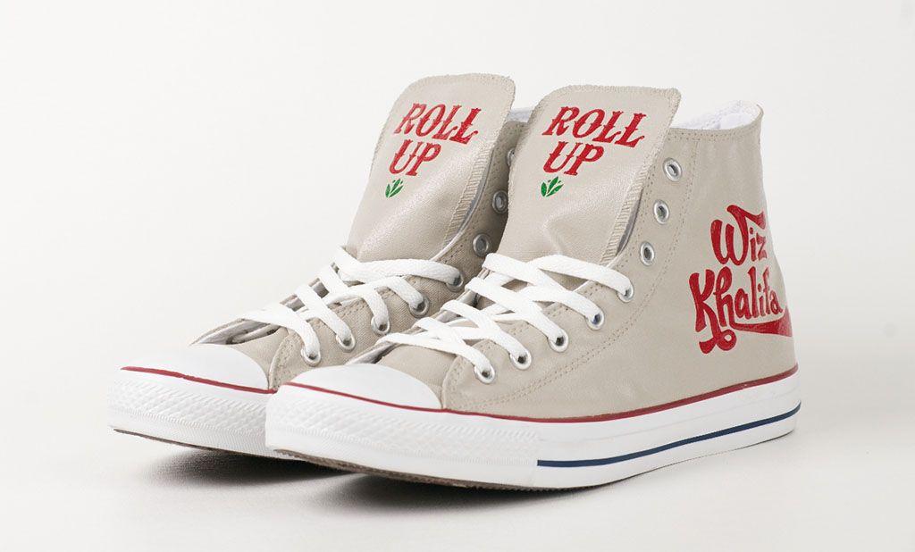 Converse Chuck Taylor All Stars x Brush Footwear Customs