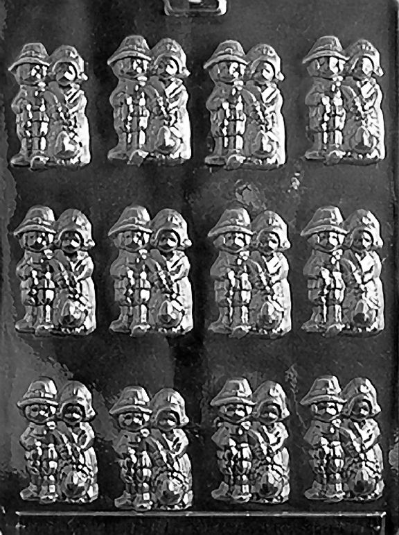 Chocolate Mold - Pilgrims