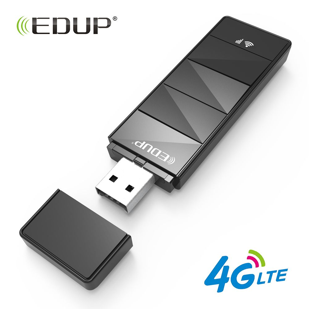EDUP 150Mbps 4G USB WiFi Dongle LTE Universal USB Modem Support 3g