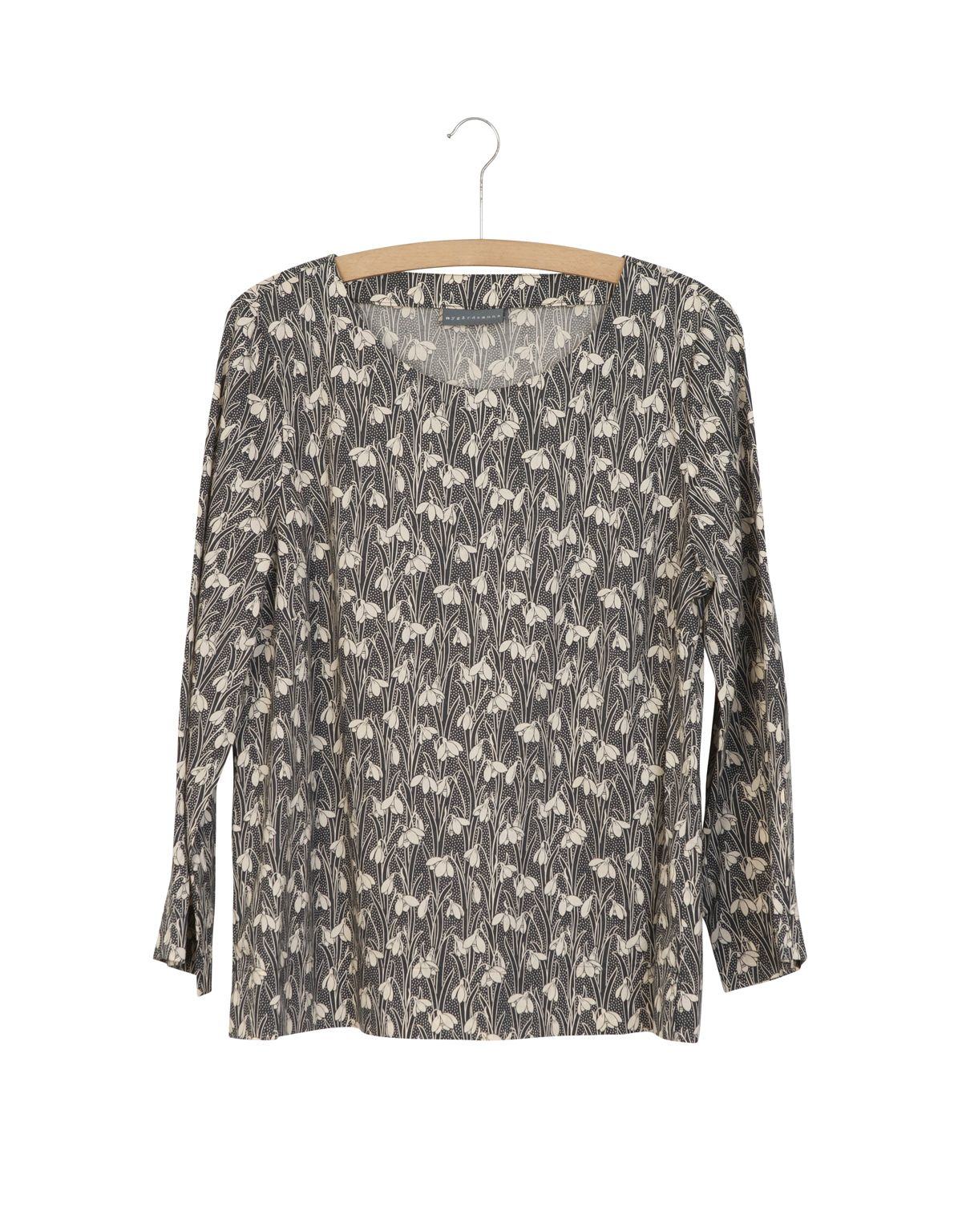 Nygårdsanna 3/4 sleeve blouse