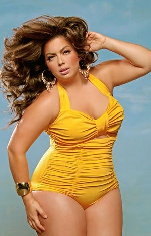9373c672bb1c1 Sizzling Summertime Plus Size Swimsuits