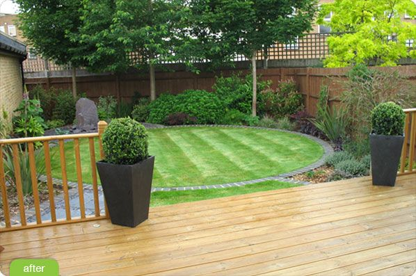 Small Backyard Design Plans | Backyard Design & Backyard Ideas