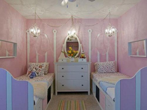 10 habitaciones dobles infantiles mi hija habitaciones compartidas cuarto ni a y recamara - Dormitorios infantiles dobles ...