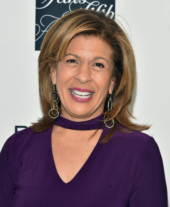 Hoda Kotb Net Worth Is Staggering How Much Is Hoda Kotb Worth Hoda Kotb Net Worth The Hollywood Reporter