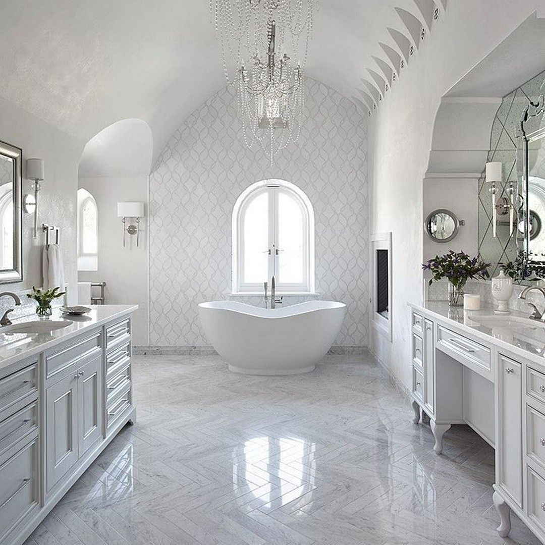 Master Bathroom Ideas - Just like your master bedroom, you ...