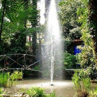 Botanical Garden Andre Heller Gardone Riviera Botanical Gardens Lake Garda Botanical