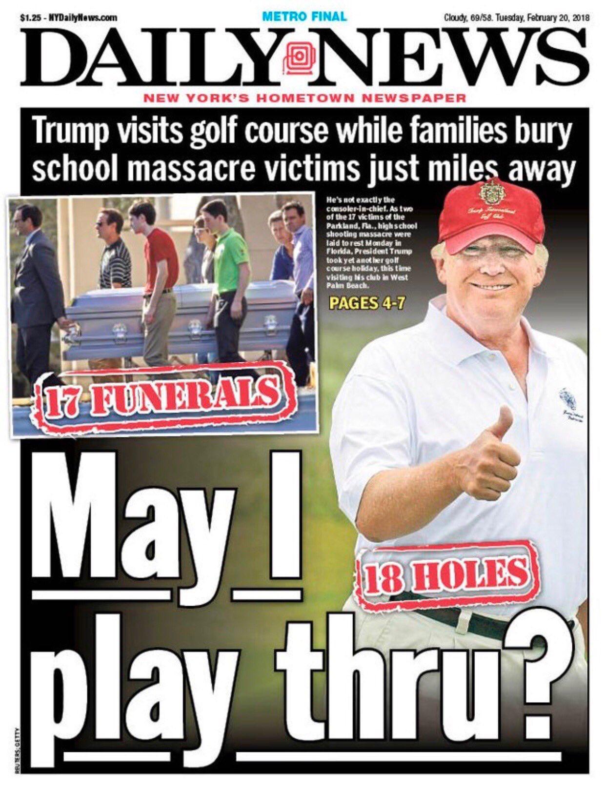Worst President ever | Florida golf courses, New york ...