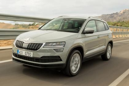 New Skoda Karoq 1 0 Petrol 2017 Review