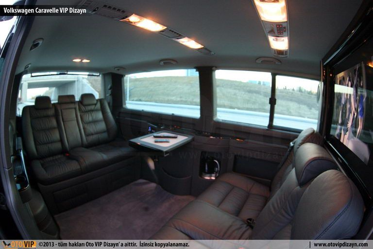 volkswagen caravelle vip dizayn leather upholstery custom vip design vip dizayn vip car. Black Bedroom Furniture Sets. Home Design Ideas
