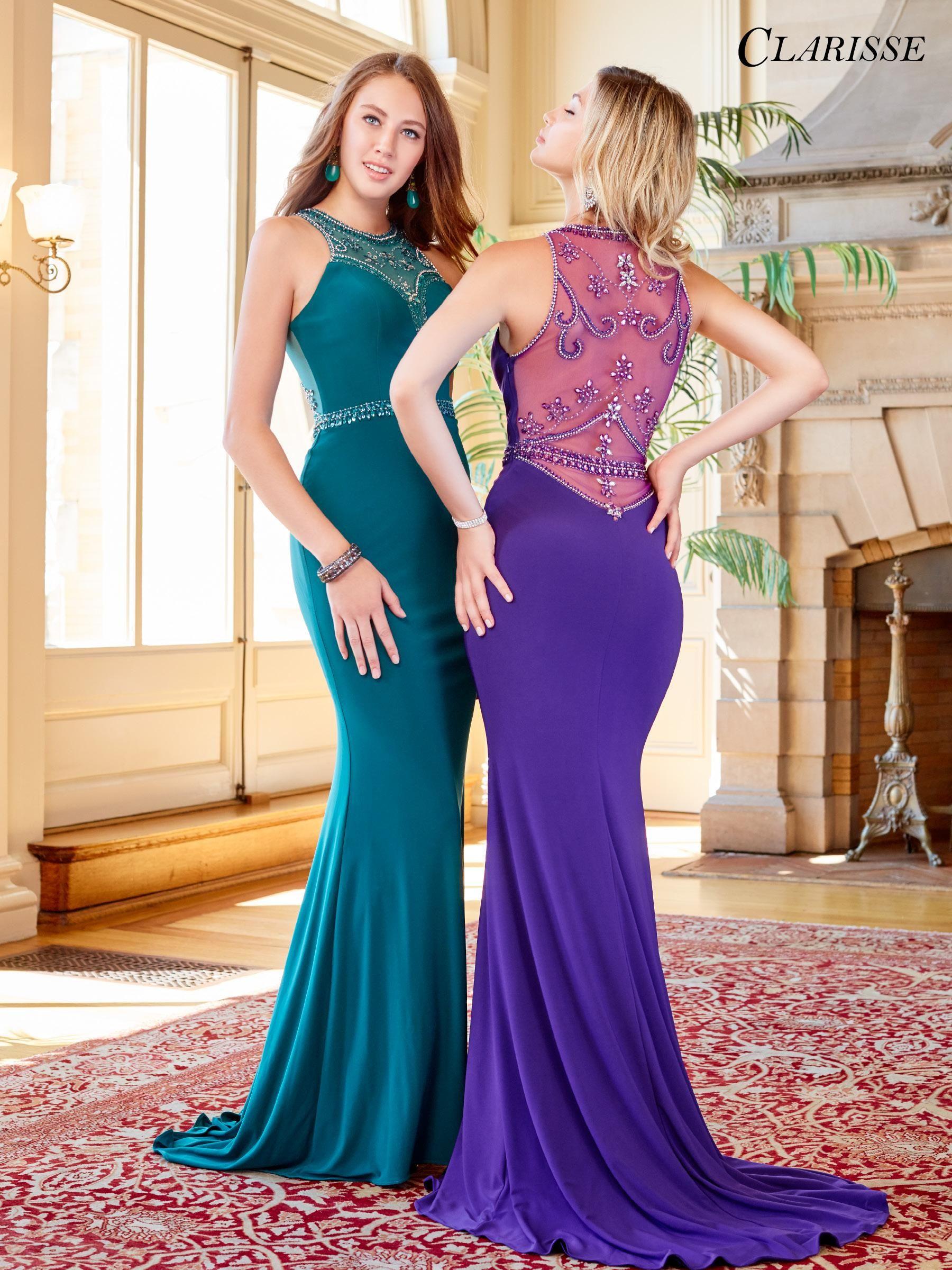 Style 3511 #Purple Size 4 #Clarisse #BridesBouquet #Prom #Prom2018 ...
