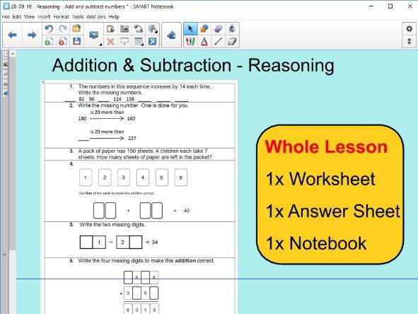 how to teach subtraction to year 4
