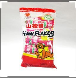 Haw Flakes Are Made From The Fruit Of The Chinese Hawthorn