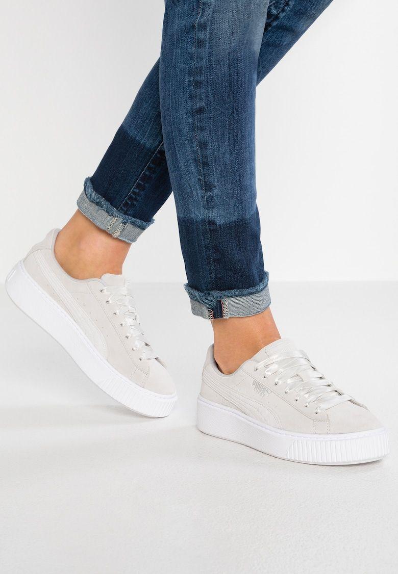 Puma PLATFORM GALAXY - Sneaker low