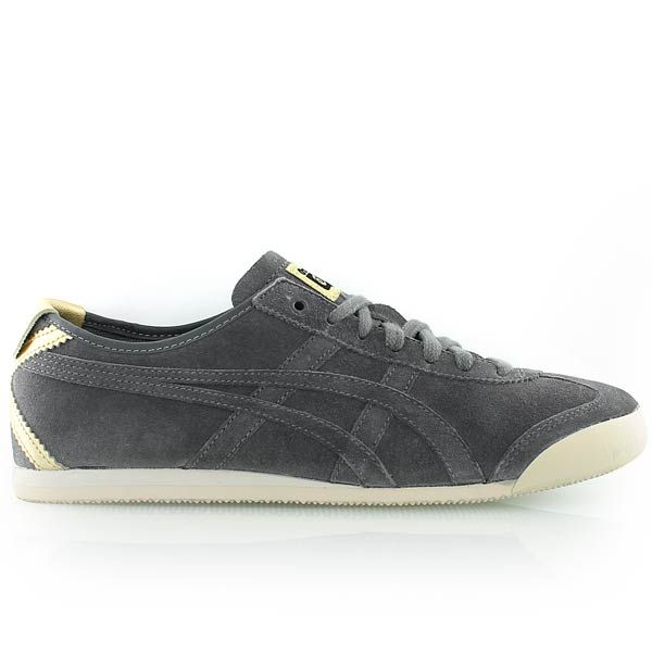 Mexico 66 Onitsuka Tiger- Black/Grey trainers