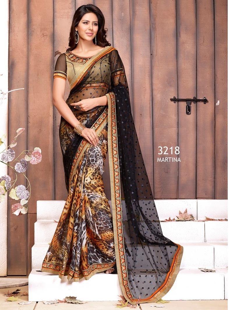 Hot Pink Banarasi Silk Designer Saree with Woven Pallu and