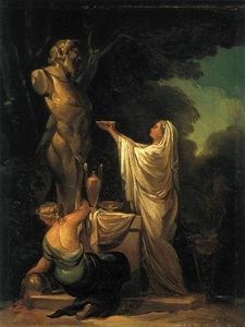 The Sacrifice to Pan - (Francisco De Goya) ▓█▓▒░▒▓█▓▒░▒▓█▓▒░▒▓█▓ Gᴀʙʏ﹣Fᴇ́ᴇʀɪᴇ ﹕☞ http://www.alittlemarket.com/boutique/gaby_feerie-132444.html ══════════════════════ ♥ #bijouxcreatrice ☞ https://fr.pinterest.com/JeanfbJf/P00-les-bijoux-en-tableau/ ▓█▓▒░▒▓█▓▒░▒▓█▓▒░▒▓█▓