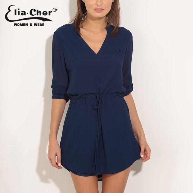 Women Chiffon Dress