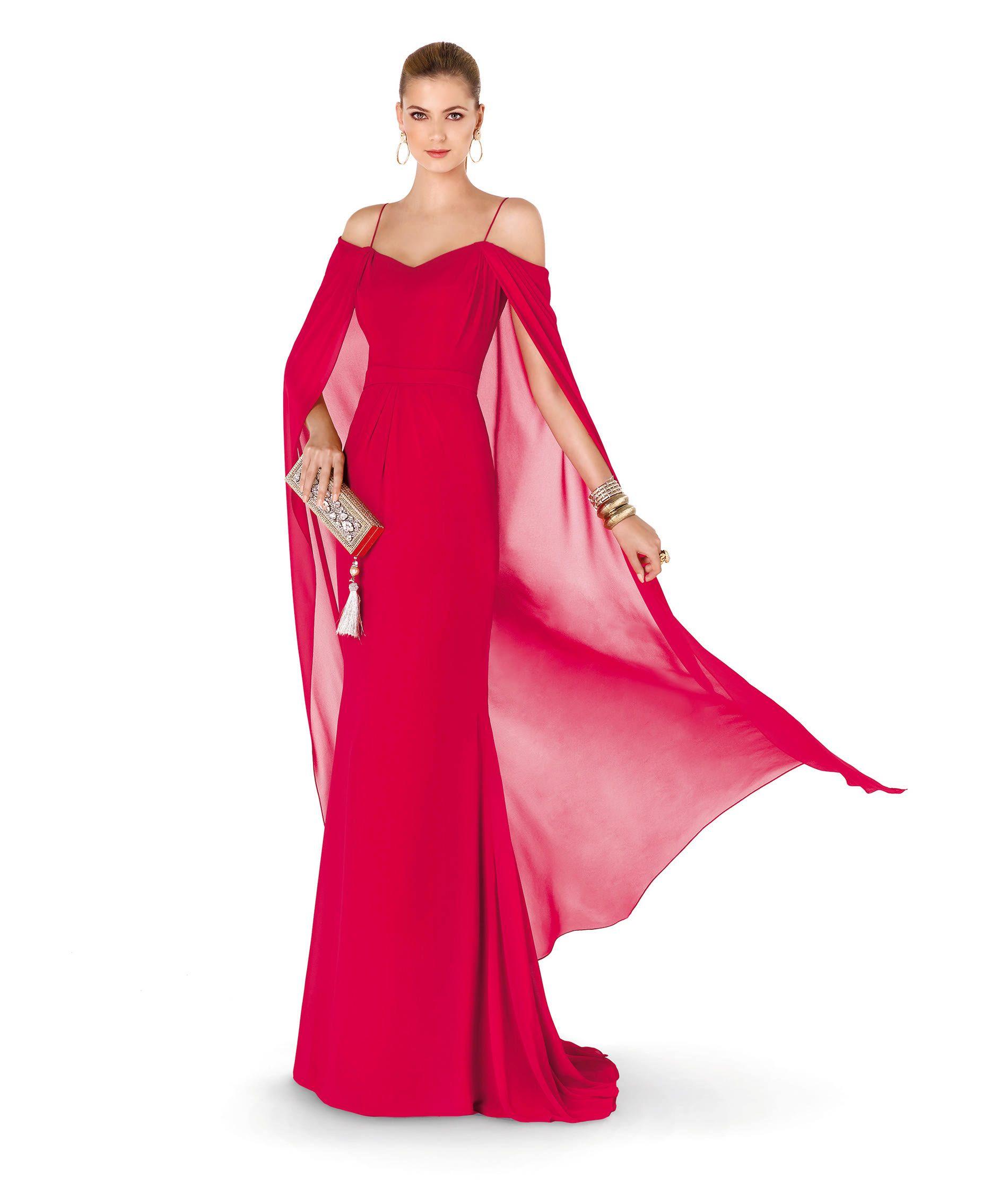 Pronovias te presenta su vestido de fiesta ADABELA de la colección ...