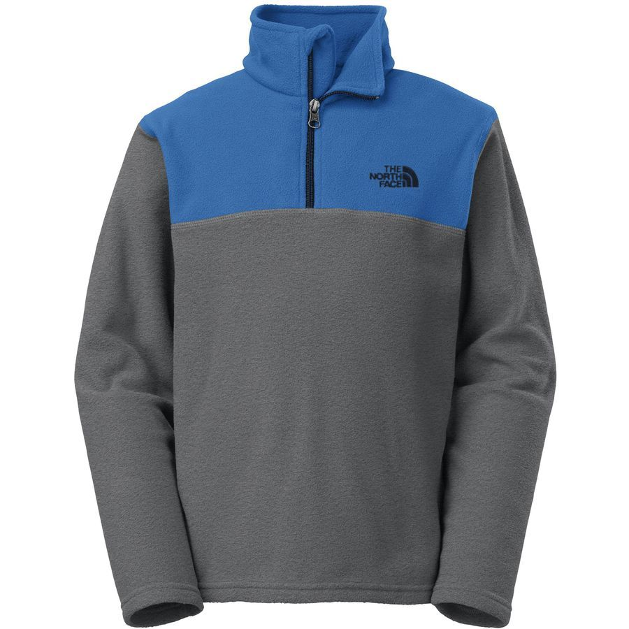 The North Face Glacier 1/4-Zip Fleece Pullover - Boys' | Pullover ...