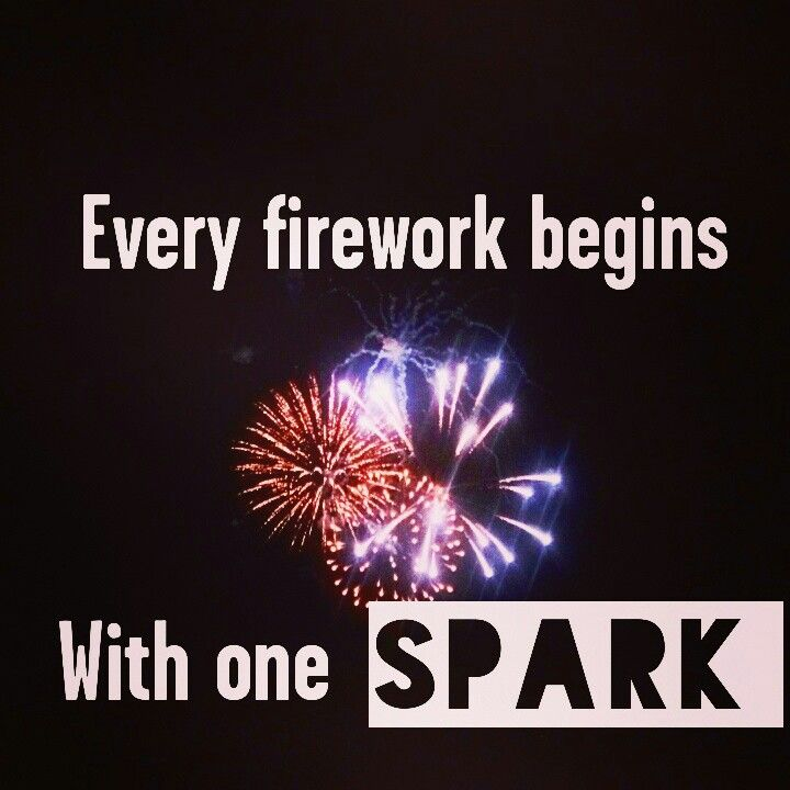 Our Life From Those Few Words One Afternoon Fireworks Quotes