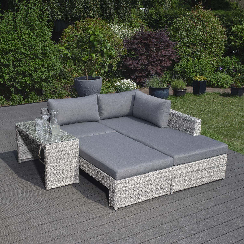 Die Beste Gartenlounge Fur Die Beste Entspannung Garten Lounge Garten Sitzgruppe Sitzgruppe