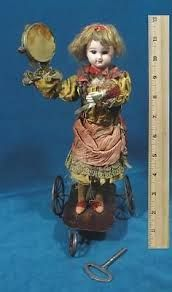 french musical automation dolls - Google Search