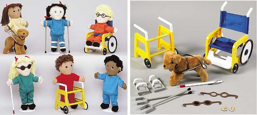 Special Needs Doll Equipment http://www.beyondplay.com ...