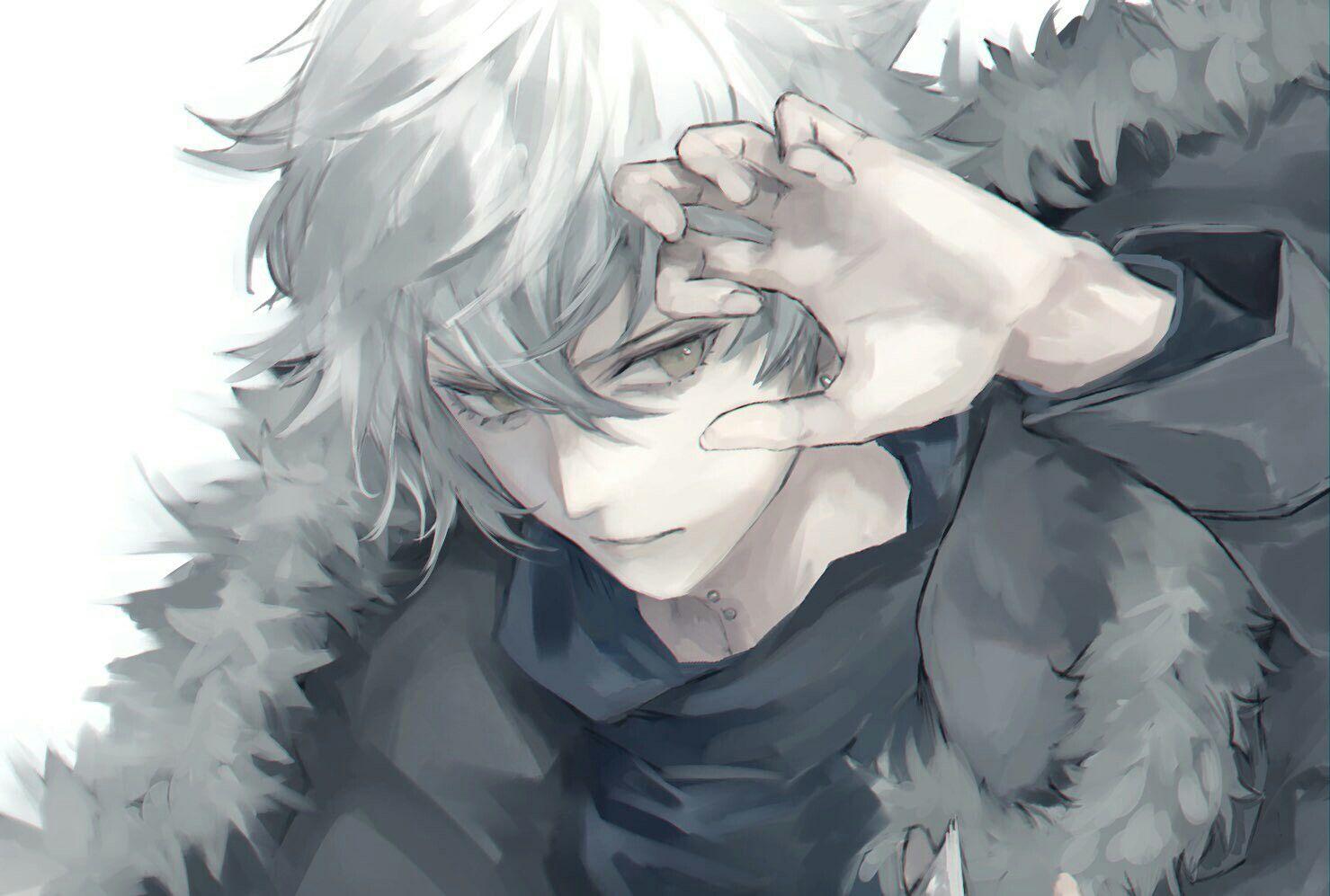 Kadoc Zemlupus Fate Grand Order Anime, Anime guys
