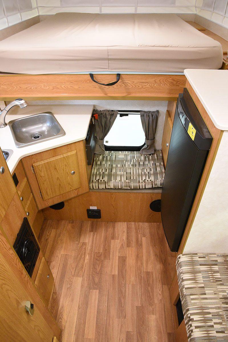 2017 Northstar 650sc Review Truck Camper Interiors Truck Camper