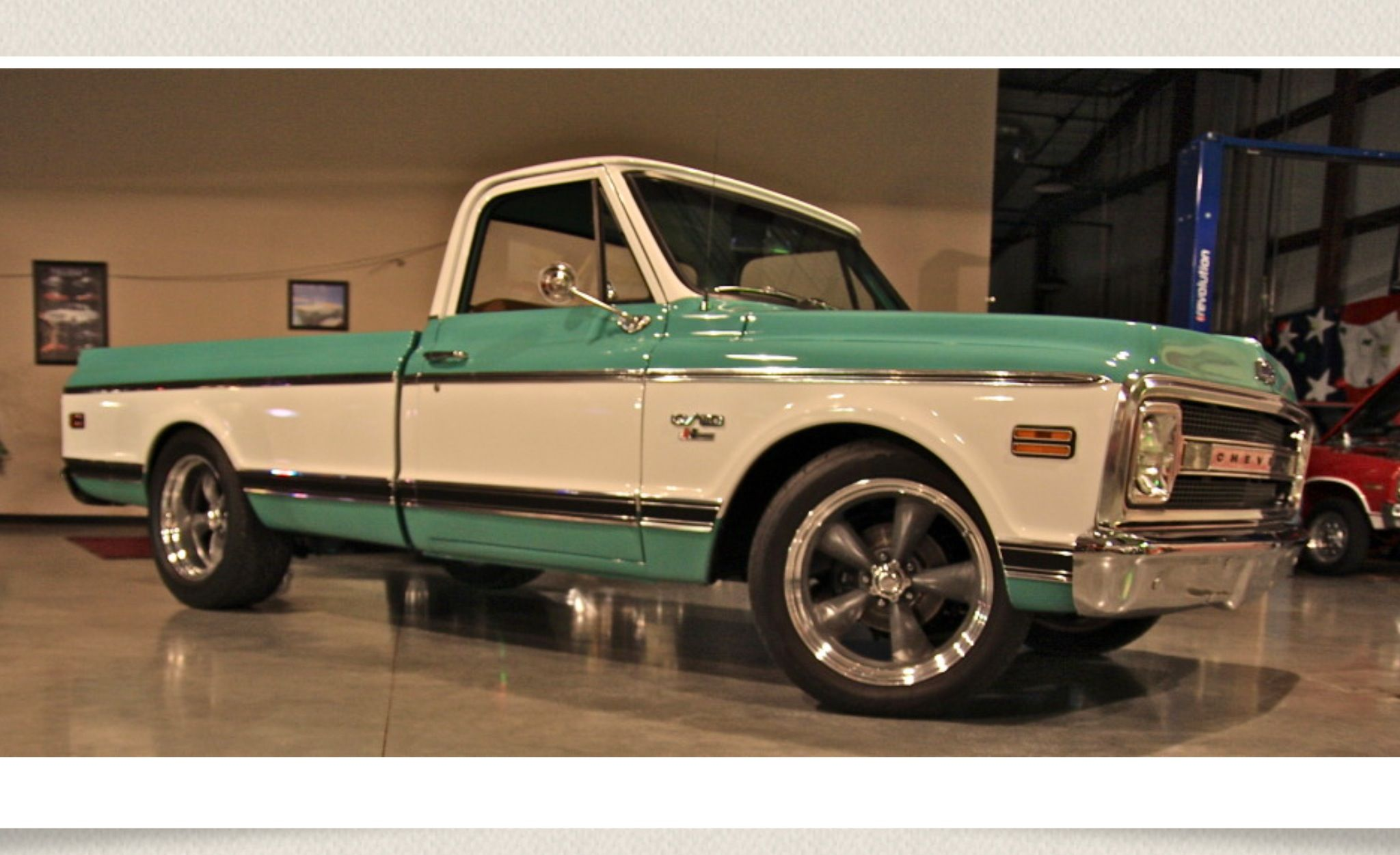 1969 c10 what a dream boat wow