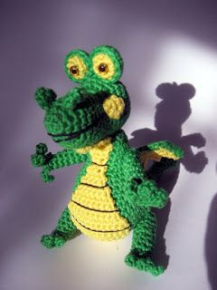 20 Amigurumi Dragon Free Crochet Patterns | Crochet projects ... | 320x240