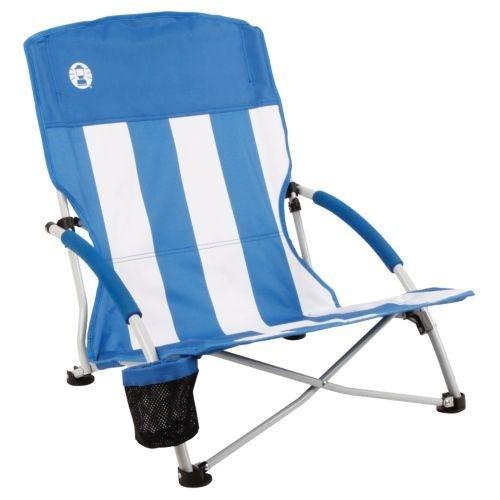 Coleman Low Sling Beach Chair Low Sling Beach Chair Beach