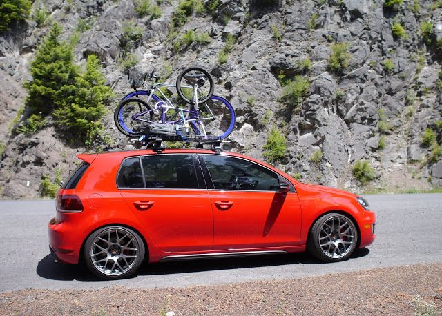 Vwvortex Com Mk 6 Golf Gti Roof Rack Golf Gti Gti Roof Rack