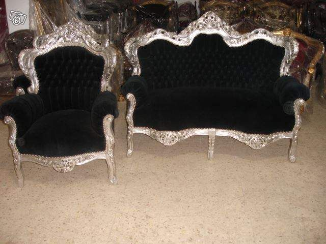canap et fauteuils louis xv baroque neuf ameublement alpes maritimes meuble. Black Bedroom Furniture Sets. Home Design Ideas