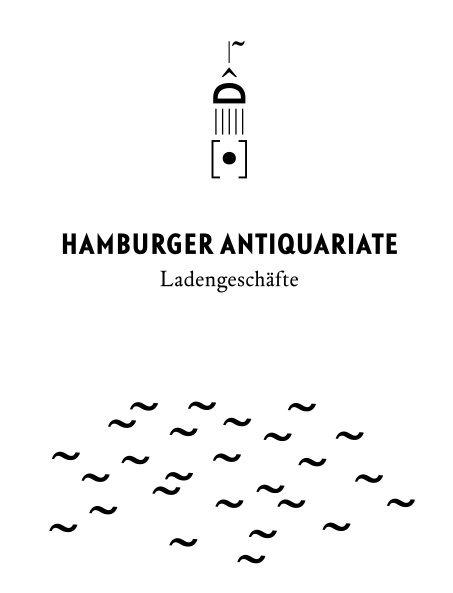 Das Faltblatt der Hamburger Ladengesch�fte