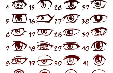 How To Draw Anime Boy Eyes Image Collection Anime Drawings Anime Drawings Boy Realistic Eye Drawing