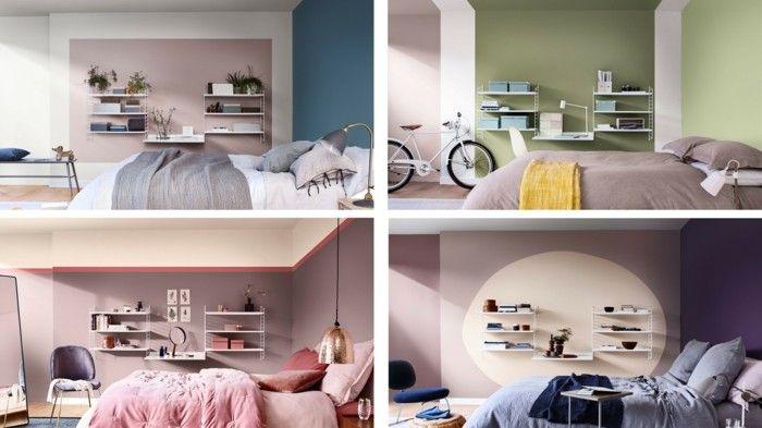 Schlafzimmer Farben Welche sind die neusten Trends für Ihre Schlafoase?