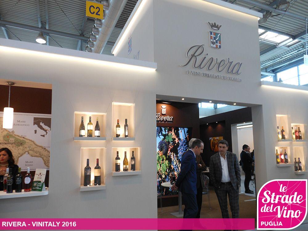 Vinitaly_2016 - Le strade del vino Puglia Rivera