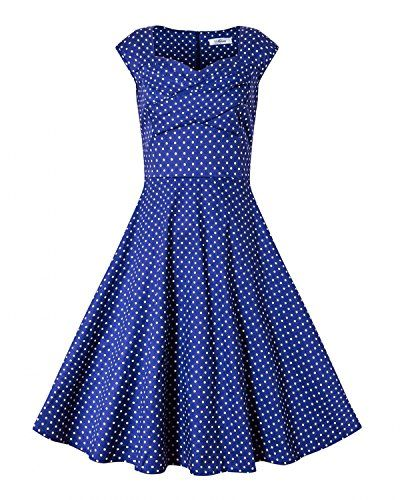 Vintage 1950s Polka Dot Solid Color Prom Dresses Cap-slee... https://www.amazon.com/dp/B01H5HG284/ref=cm_sw_r_pi_dp_x_osGyybRQPV1MT