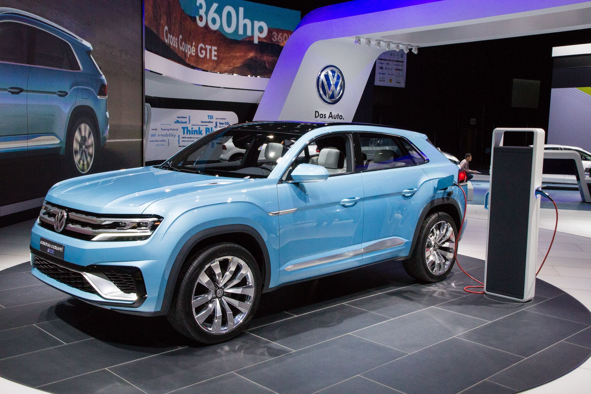 Vw Cross Coupe Gte Release Date >> The 2019 Volkswagen Cross Gte Review And Release Date Cars Picture