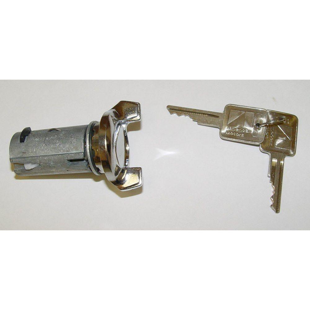 Ignition Lock With Keys 76 95 Jeep Cj Wrangler Yj Jeep Cj Jeep