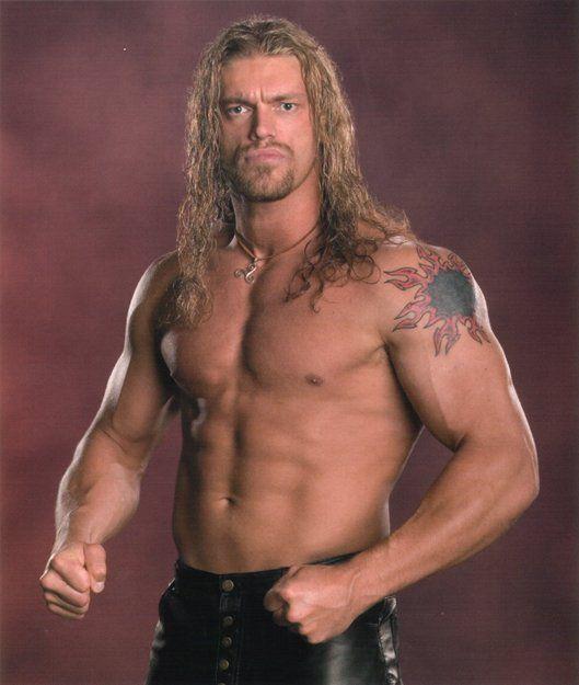 WWE Adam Copeland on Edge