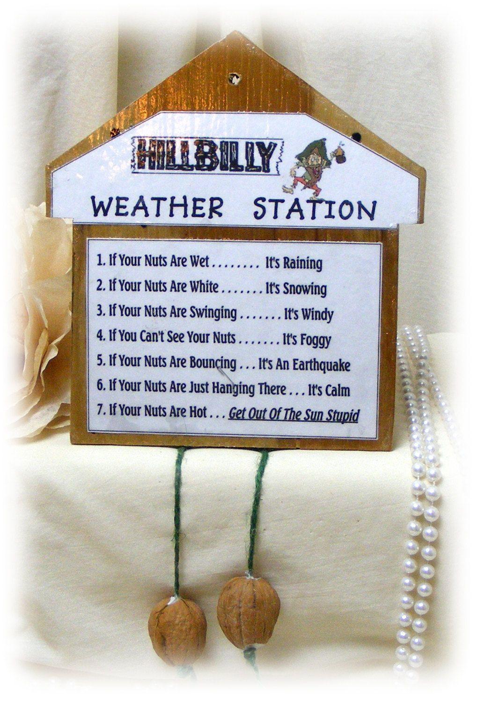 weather station Hillbilly