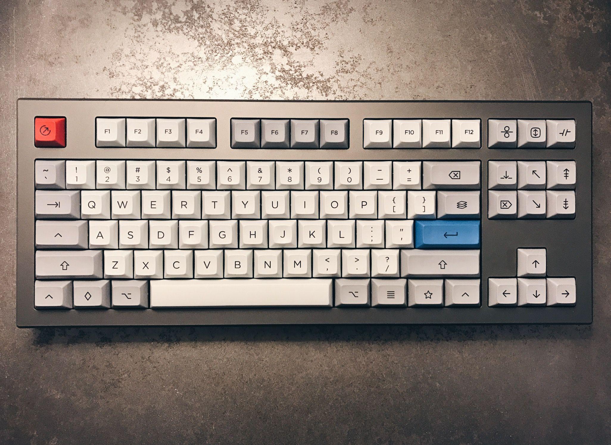 195b9c10011 Norbauer x NovaTouch x DSA Granite | Keyboard | Keyboard, Computer ...