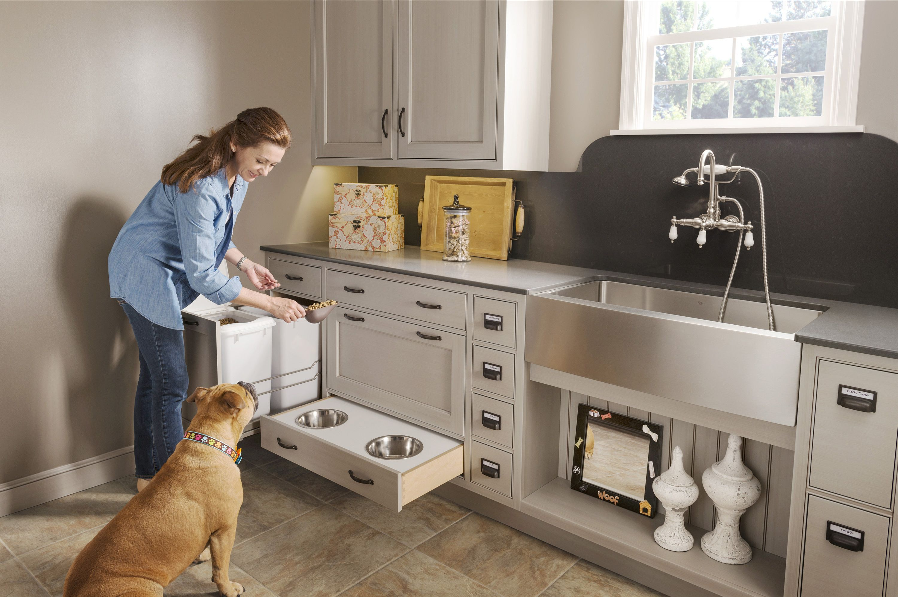 Eight Great Renovations You And Your Dog Will Love Wood Mode